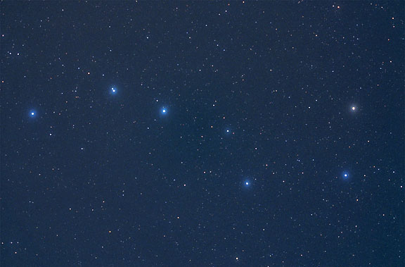 The Big Dipper (The Conscious Learner's Logo)